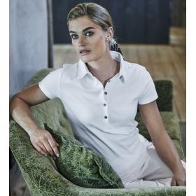 Polo Femme en Coton Pima Haute Qualité Tee Jays 1441
