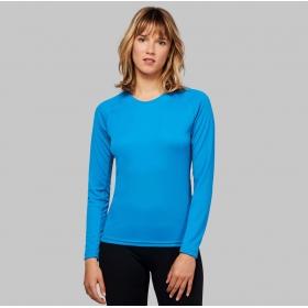 T-shirt de Sport Manches Longues pour Femme Proact PA444