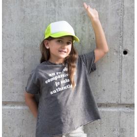 Casquette Trucker pour Enfant 5 Panneaux K-up KP143