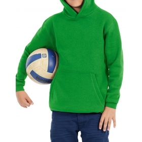 Sweat-shirt à capuche enfant B&C Hooded kid WK681 B&C Collection WK681