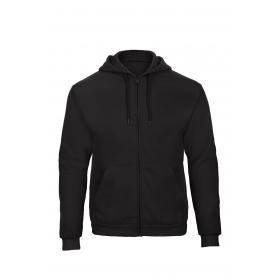 Sweat-shirt capuche zippé B&C ID.205 WUI25 B&C Collection WUI25