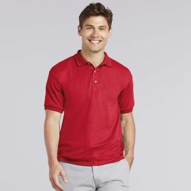 Polo jersey en polyester coton Gildan 8800 Gildan 8800