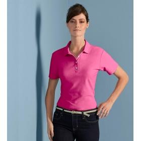 Polo femme en double piqué Softstyle® Gildan 64800L Gildan 64800L