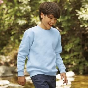 Premium Set-In Sweat Kids Fruit of the Loom 62-031-0