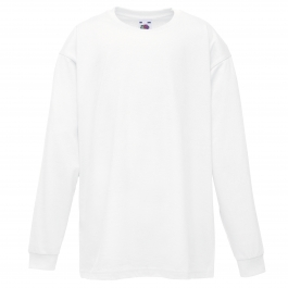 Valueweight Long Sleeve T Kids Fruit of the Loom 61-007-0