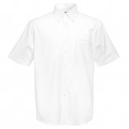 Oxford Shirt Short Sleeve Fruit of the Loom 65-112-0