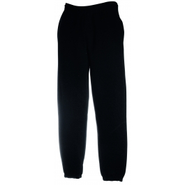 Elasticated Cuff Jog Pants Fruit of the Loom 64-040-0