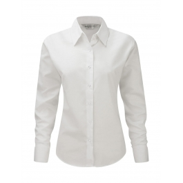 Chemise Femme Manches Longues En Oxford Russell R-932F-0
