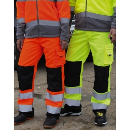 Pantalon de Sécurité Safety Cargo Trouser Result R327X