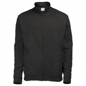 Sweat-shirt zippé Fresher AWDis JH047
